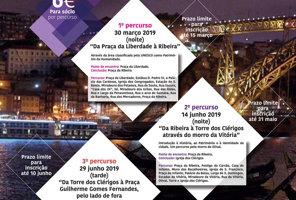 """Revisitar o Porto com História – """"Da Torre dos Clérigos à Praça Guilherme Gomes Fernandes, pelo lado de fora da Muralha Medieval"""""""