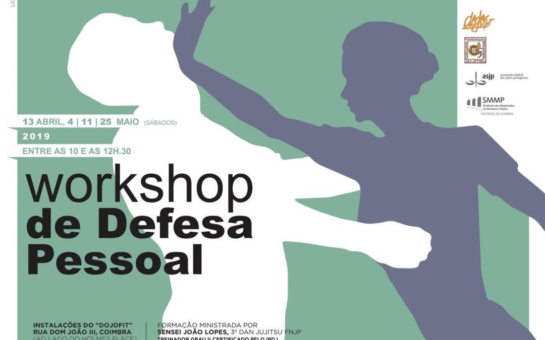 Workshop de Defesa Pessoal II