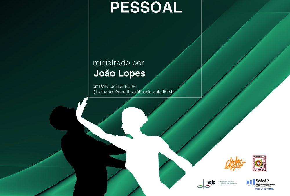 Workshop de Defesa Pessoal