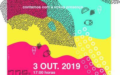 Lanche/Convívio na Distrital de Coimbra