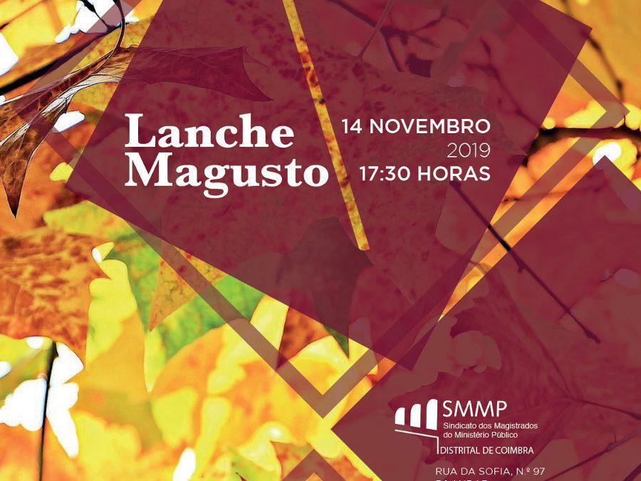 Lanche / Magusto em Coimbra