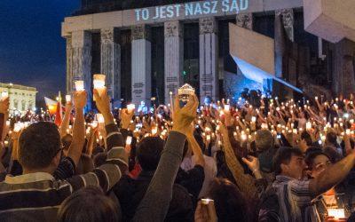 """Declaração de  apoio à """"Marcha silenciosa"""" em Varsóvia"""