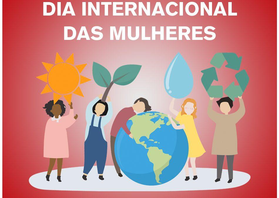 Jantar comemorativo doDia Internacional das Mulheres