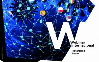 Webinar Internacional – Justiça e os desafios em tempos de Pandemia na Europa