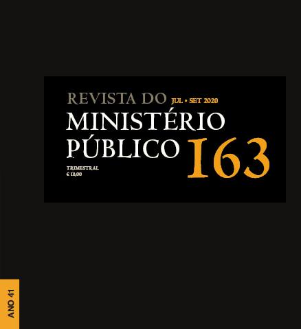 Revista do Ministério Público nº 163