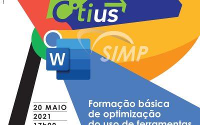 Formação Básica de Optimização do uso de ferramentas informáticas
