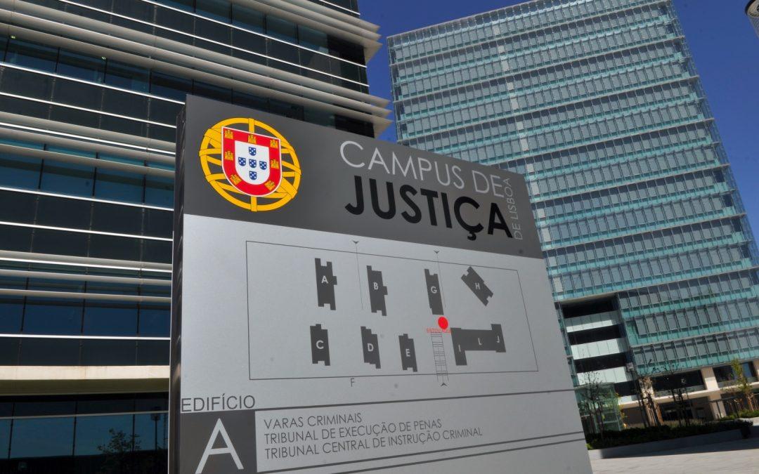 Greve dos oficiais de justiça