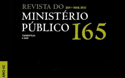 Revista do Ministério Público nº 165