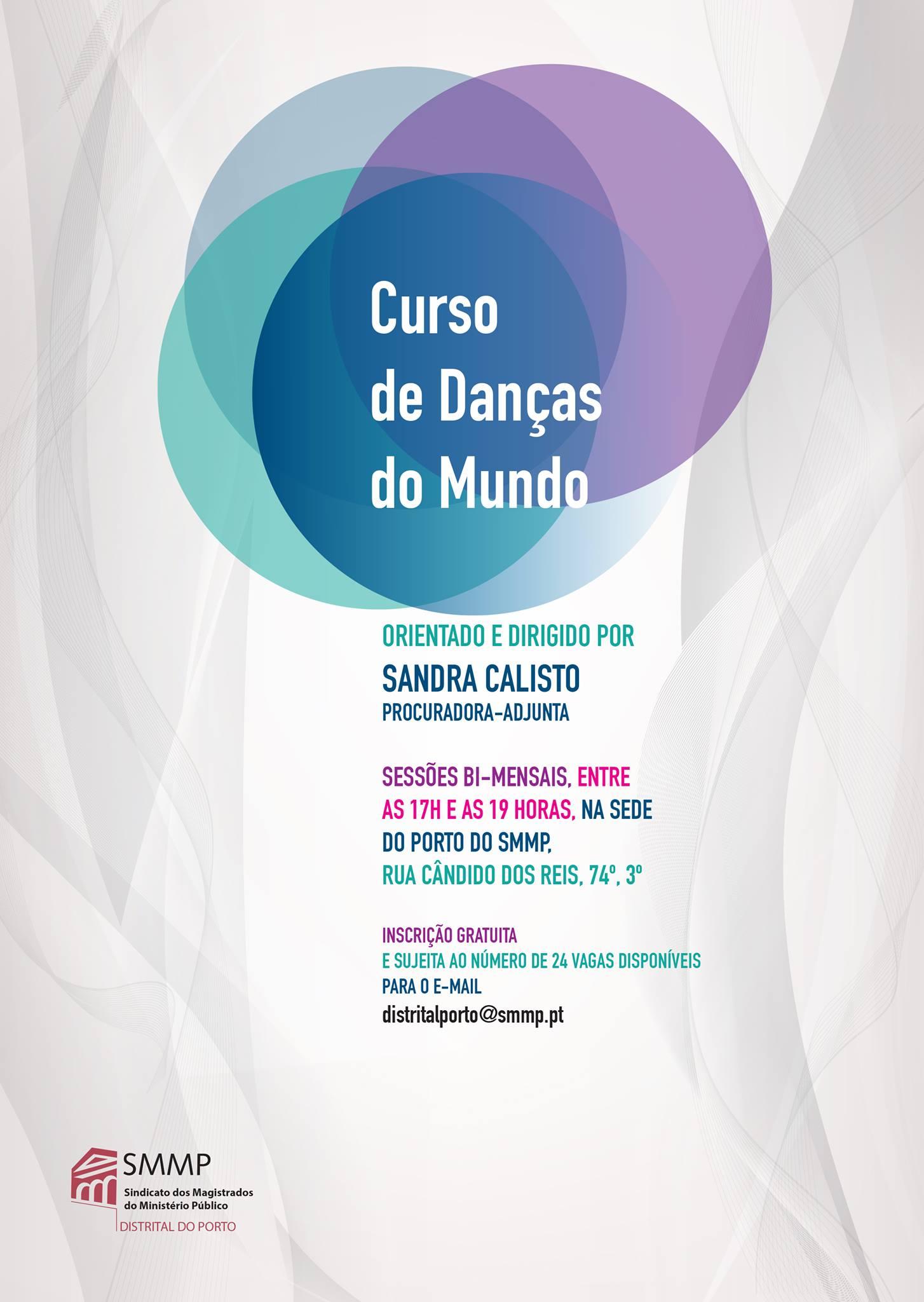 Curso de Danças do Mundo