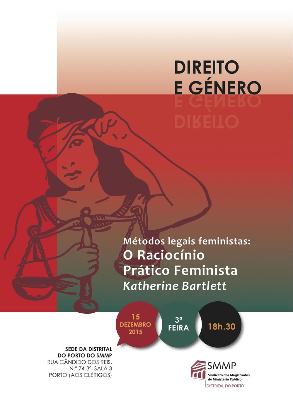 Direito e Género, com Katherine Bartlett