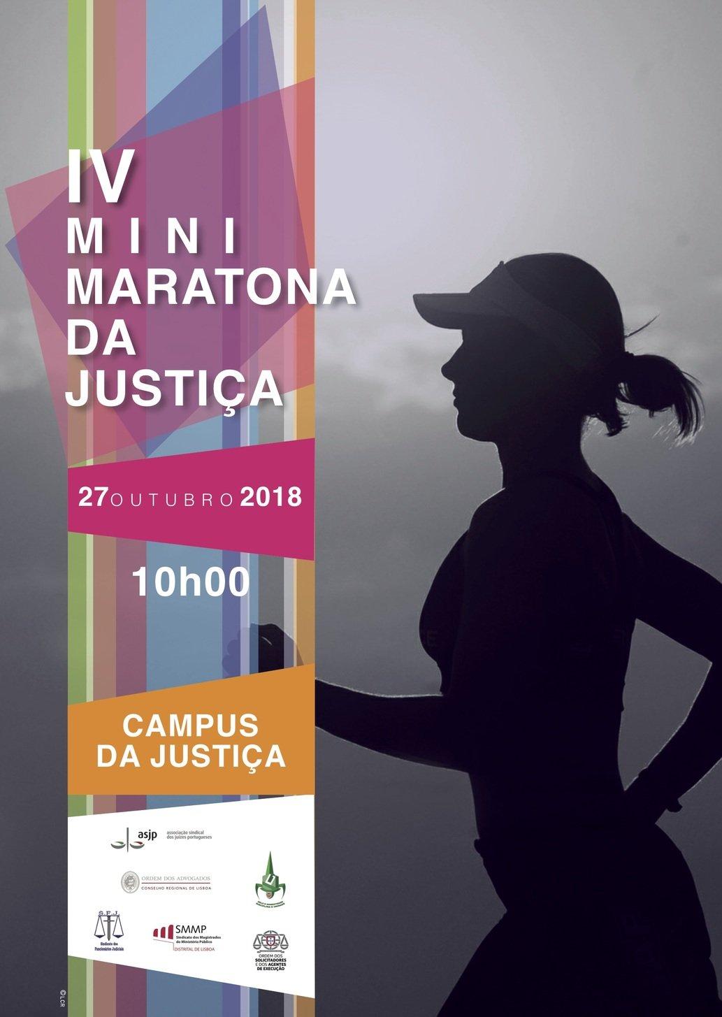 IV MINI MARATONA CAMPUS DA JUSTIÇA