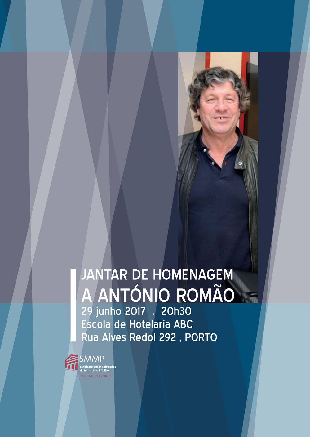 Jantar de homenagem a António Romão