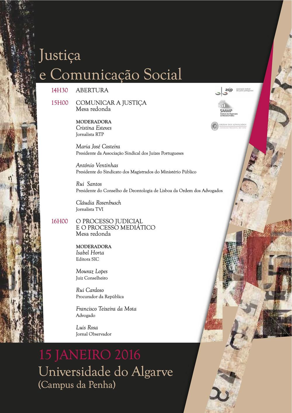 Justiça e Comunicação Social