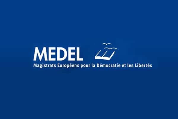 Declaração MEDEL sobre a condenação de  Murat Arslan,  Prémio Vaclav Havel de Direitos Humanos