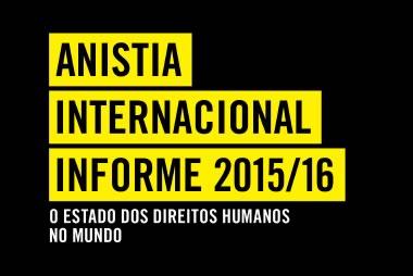 Relatório da Amnistia Internacional