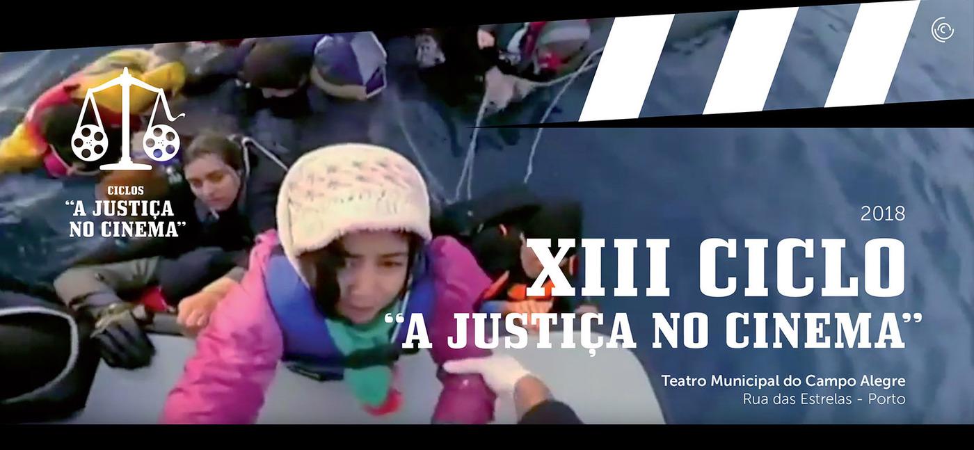 "XIII Ciclo ""A Justiça no Cinema"""