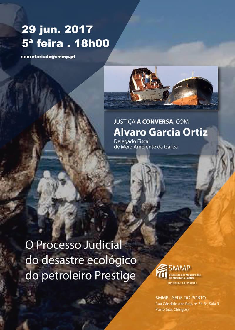 Justiça à Conversa com Alvaro Garcia Ortiz