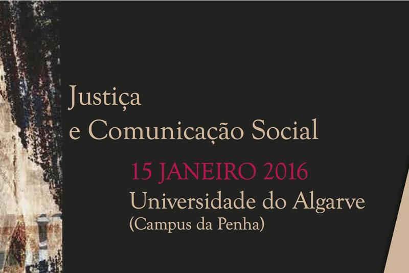 Justiça e a Comunicação Social
