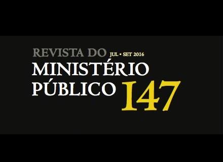Revista do Ministério Público Nº 147