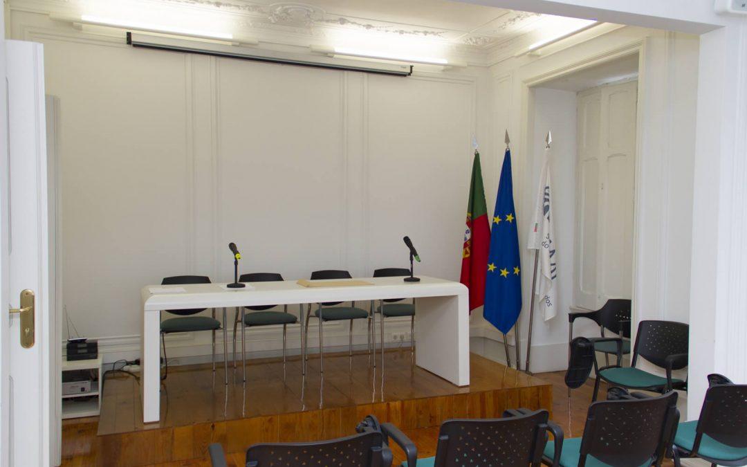 Conferência de Imprensa na sede do SMMP