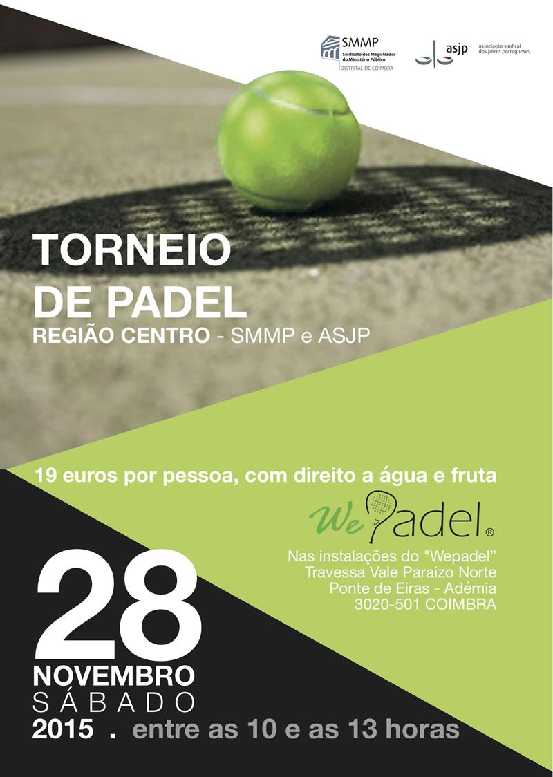 Torneio de Padel SMMP Coimbra