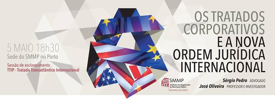 Sessão de esclarecimentos sobre as cláusulas de arbitragem do TTIP