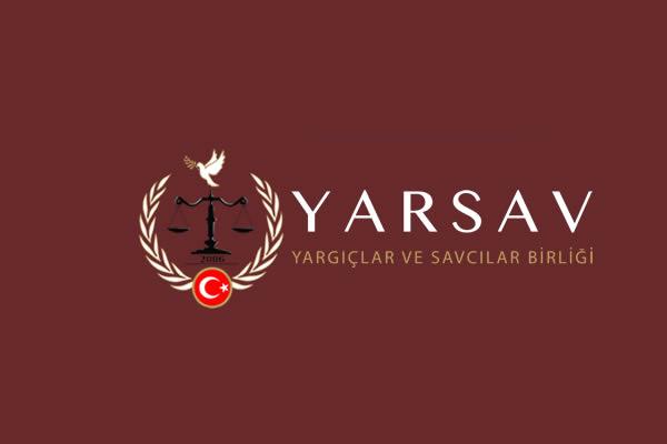 Mensagem de apoio da YARSAV (Turkish Association of Judges and Prosecutors)